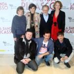 Equipo artístico de La banda Picasso (4)