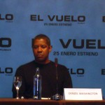 Denzel Washington en la rueda de prensa de El vuelo (Flight) (2)