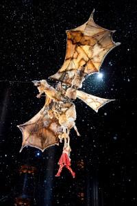 Fotograma de Cirque du Soleil: Mundos lejanos (2)