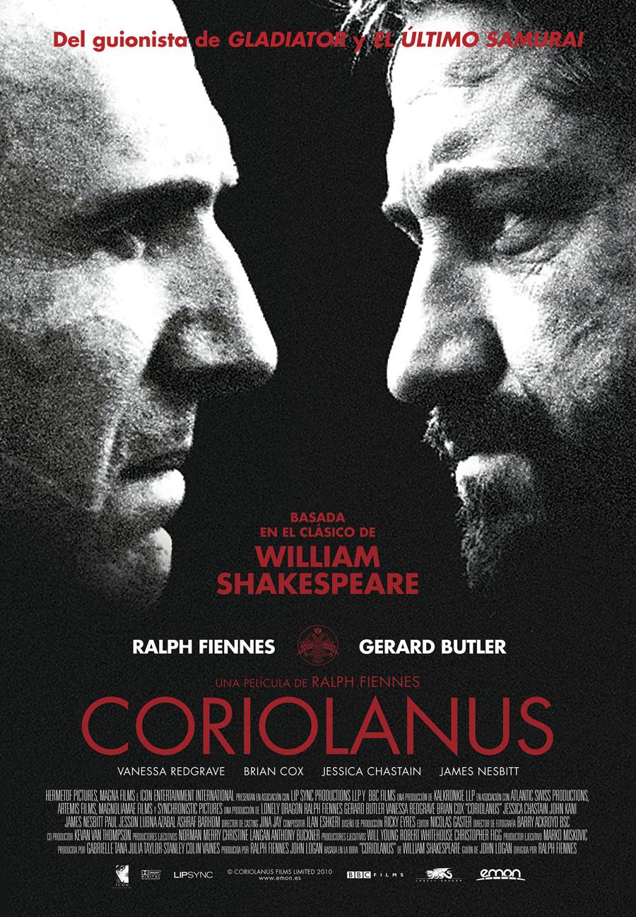Coriolanus: Sangre y versos enladrillados