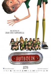 Futbolín - Teaser poster