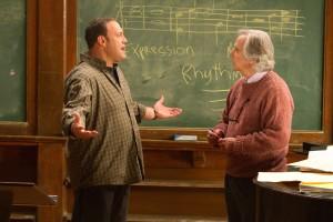 Kevin James y Henry Winkler en Peso pesado
