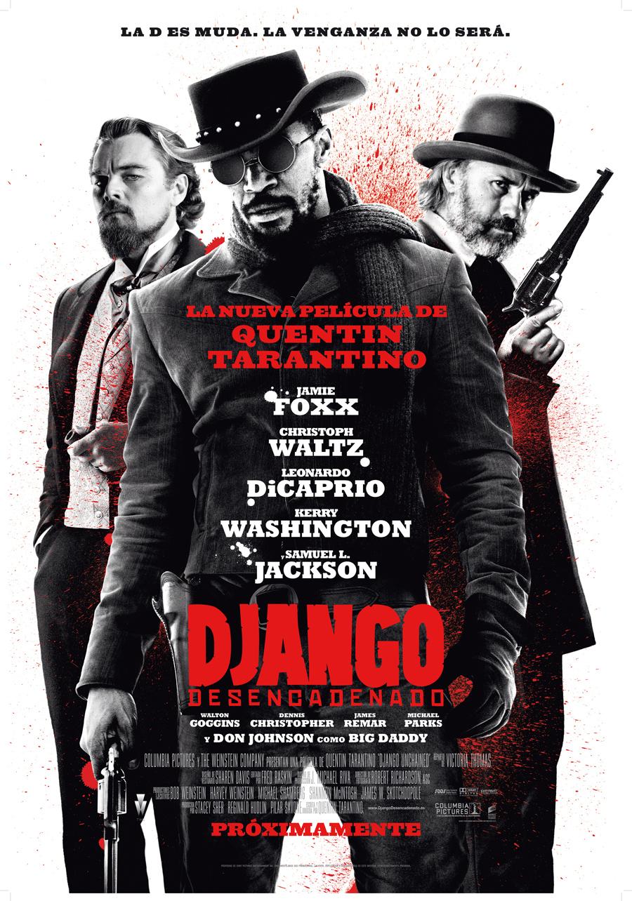 Django desencadenado: Pasión por el western