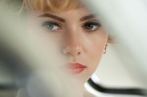 Scarlett Johansson en Hitchcock