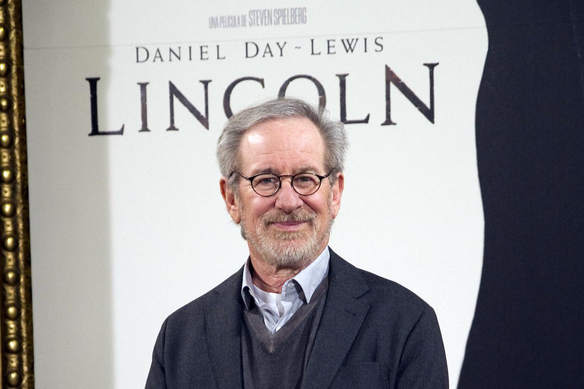 """Steven Spielberg: """"Creo que Lincoln es relevante hoy """""""
