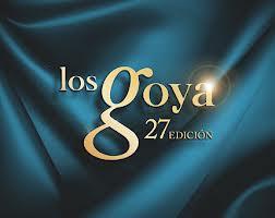 Lista de nominados a los Premios Goya 2013