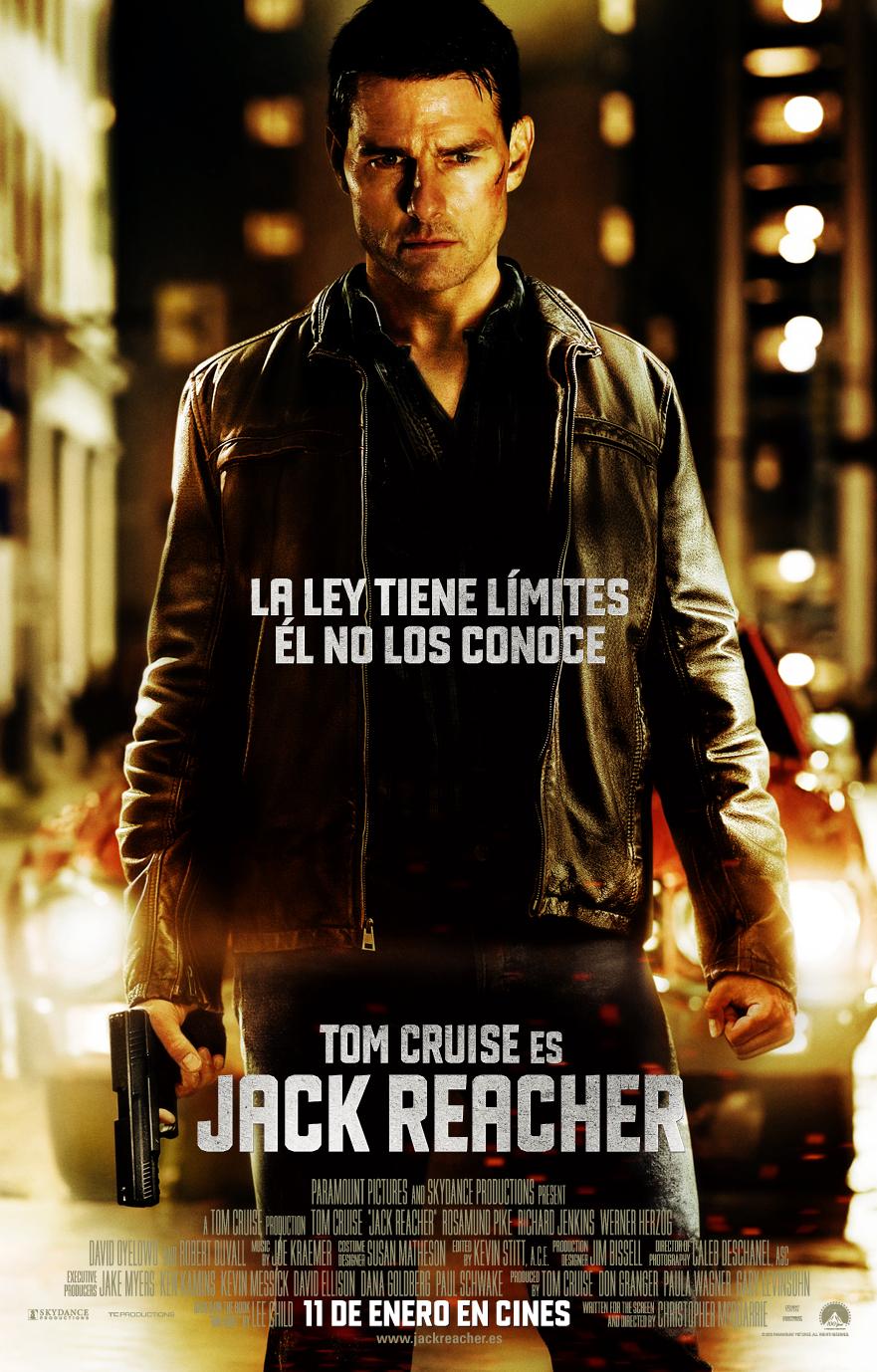 Jack Reacher: Ha nacido un nuevo héroe