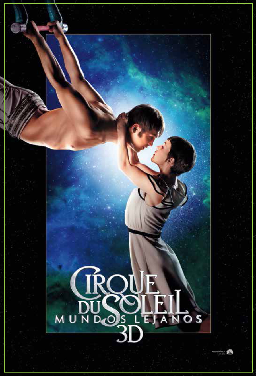 Cirque du Soleil: Mundos lejanos: Su magia y poco más