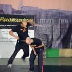 Captura coreografía Juanramoh recibiendo golpe