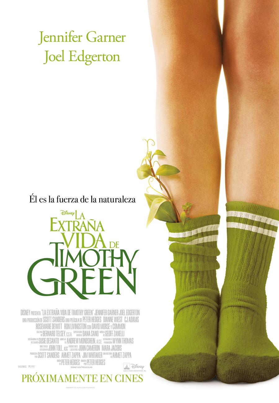 La extraña vida de Timothy Green: Cuento lacrimógeno