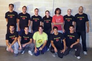 Promoción 2012-2013 Escuela Especialistas de cine