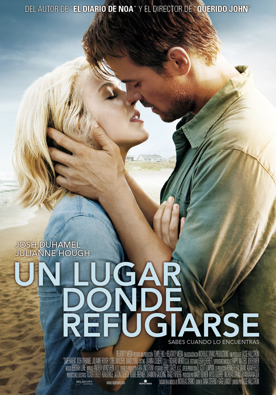 Un lugar donde refugiarse: Trailer final