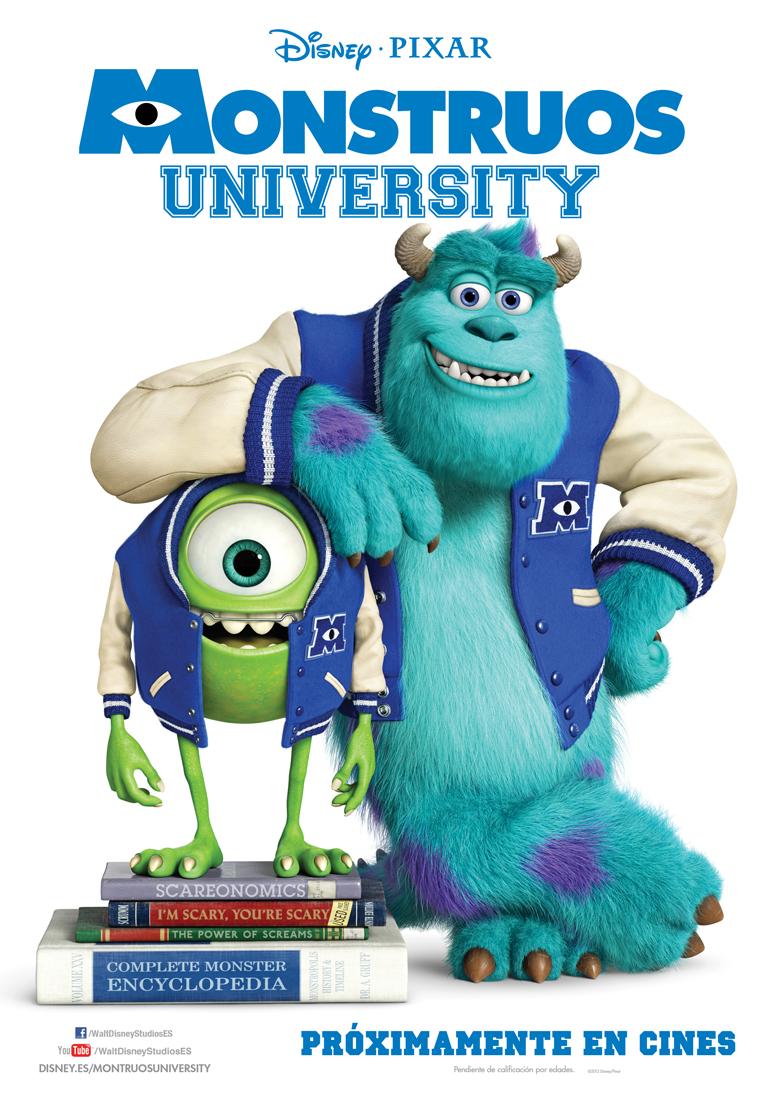 Monstruos University: Segundo trailer