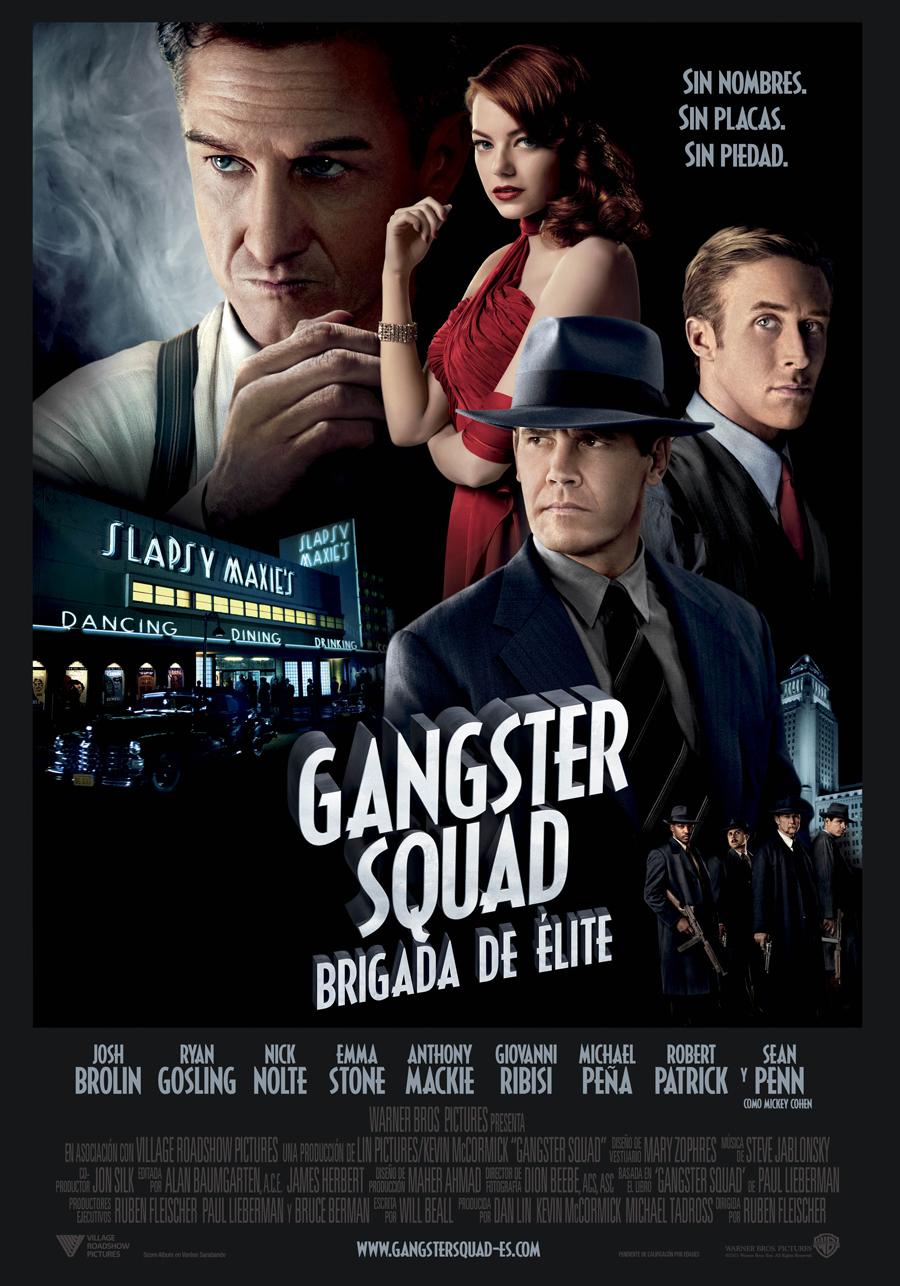 Gangster squad (Brigada de élite): Remake encubierto