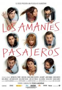 Los amantes pasajeros - Poster Goude (© EL DESEO D.A. S.L.U)