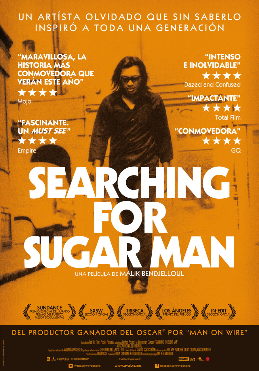 Searching for Sugar Man: Éxito silencioso