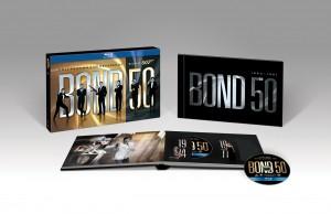 Pack Bond 50 Aniversario con las 23 peliculas