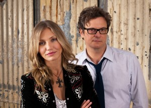 Cameron Diaz y Colin Firth en Un plan perfecto