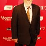 Gonzalo Suárez en los Fotogramas de plata 2012