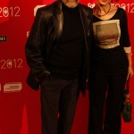 José Sacristán en los Fotogramas de plata 2012