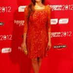 Michelle Jenner en los Fotogramas de plata 2012