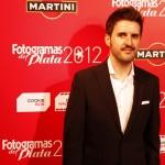 Julián López en los Fotogramas de plata 2012