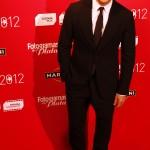 Miguel Ángel Silvestre en los Fotogramas de plata 2012
