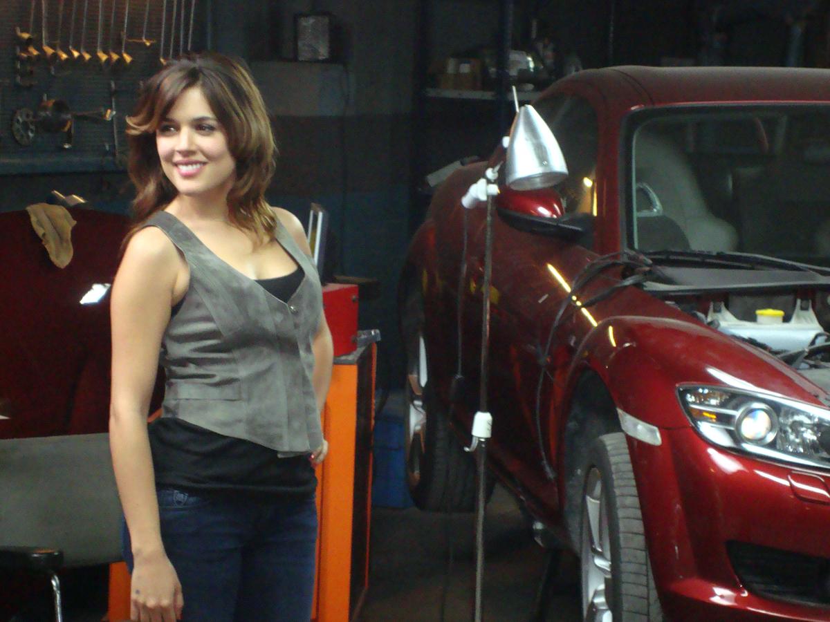 Adriana Ugarte: «Estoy feliz por sacar las facetas más oscuras»