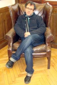 Antonio Trashorras en la presentación de El callejón (3)