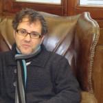 Antonio Trashorras en la presentación de El callejón (4)