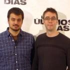 Àlex y David Pastor en la presentación de Los últimos días (5)
