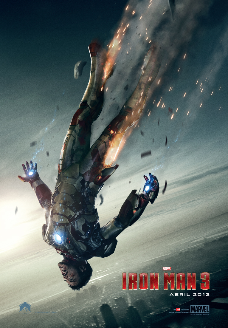 Iron Man 3: Trailer final