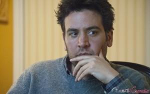 Josh Radnor en la entrevista por Amor y letras (3)