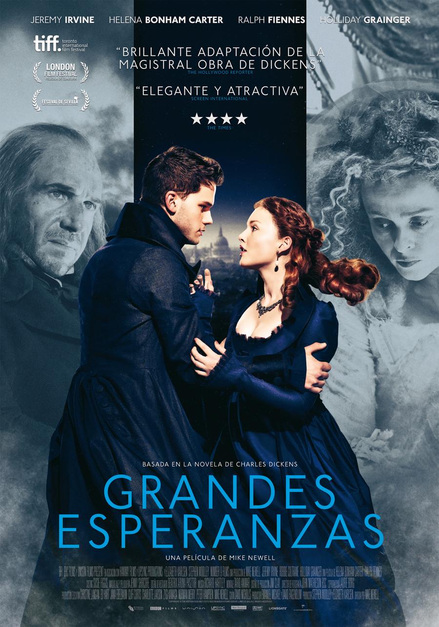 Grandes esperanzas (2013): Correcta pero innecesaria