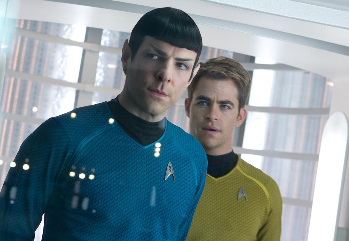 Star Trek: En la oscuridad: Entre bastidores