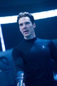 Benedict Cumberbatch en Star Trek: En la oscuridad