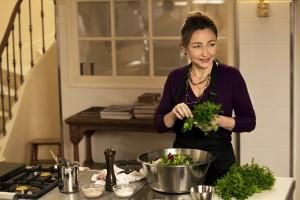 Catherine Frot en La cocinera del presidente