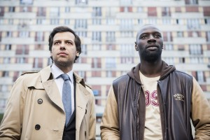 Laurent Lafitte y Omar Sy en Incompatibles