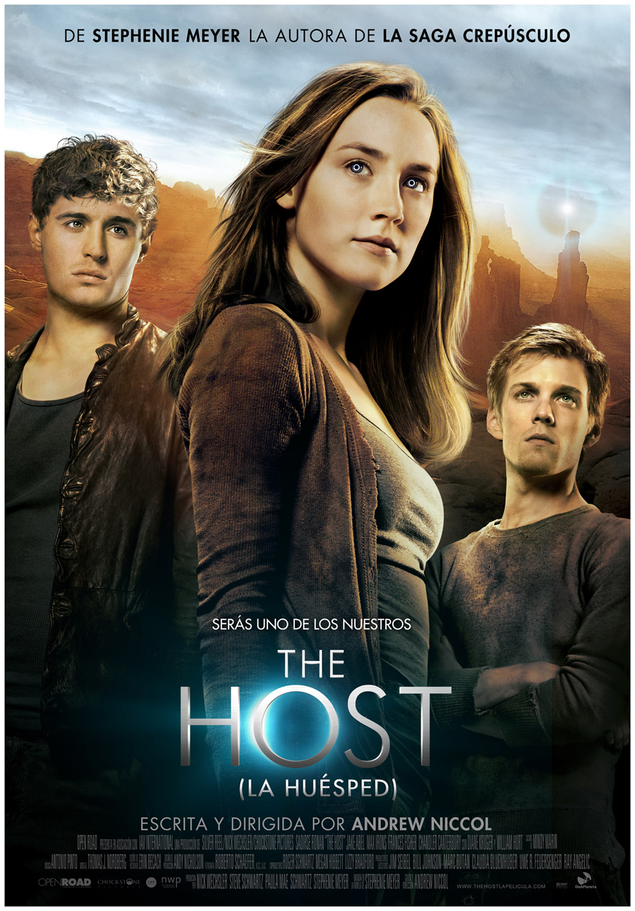 The host (La huésped): Almas candidas
