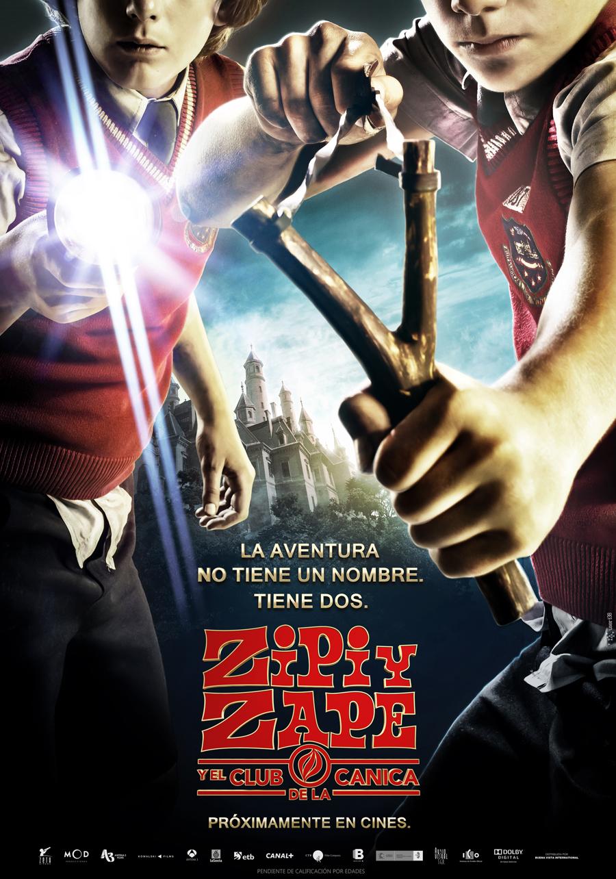 Zipi y Zape y el club de la canica: Teaser trailer