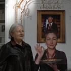 Danièle Delpeuch en la presentación de La cocinera del presidente (2)