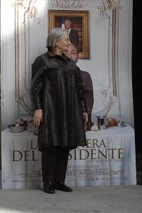 Danièle Delpeuch en la presentación de La cocinera del presidente (4)