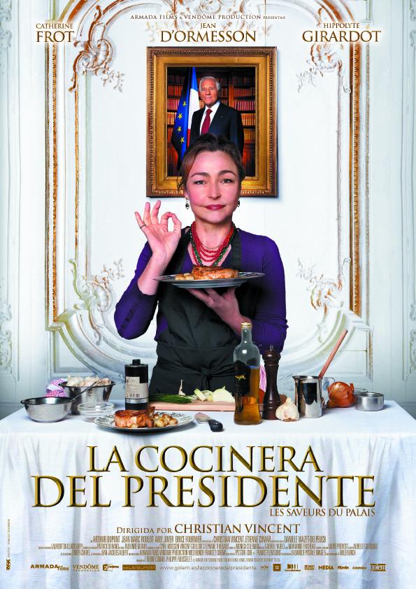La cocinera del presidente: Postal culinaria del otro lado de los Pirineos
