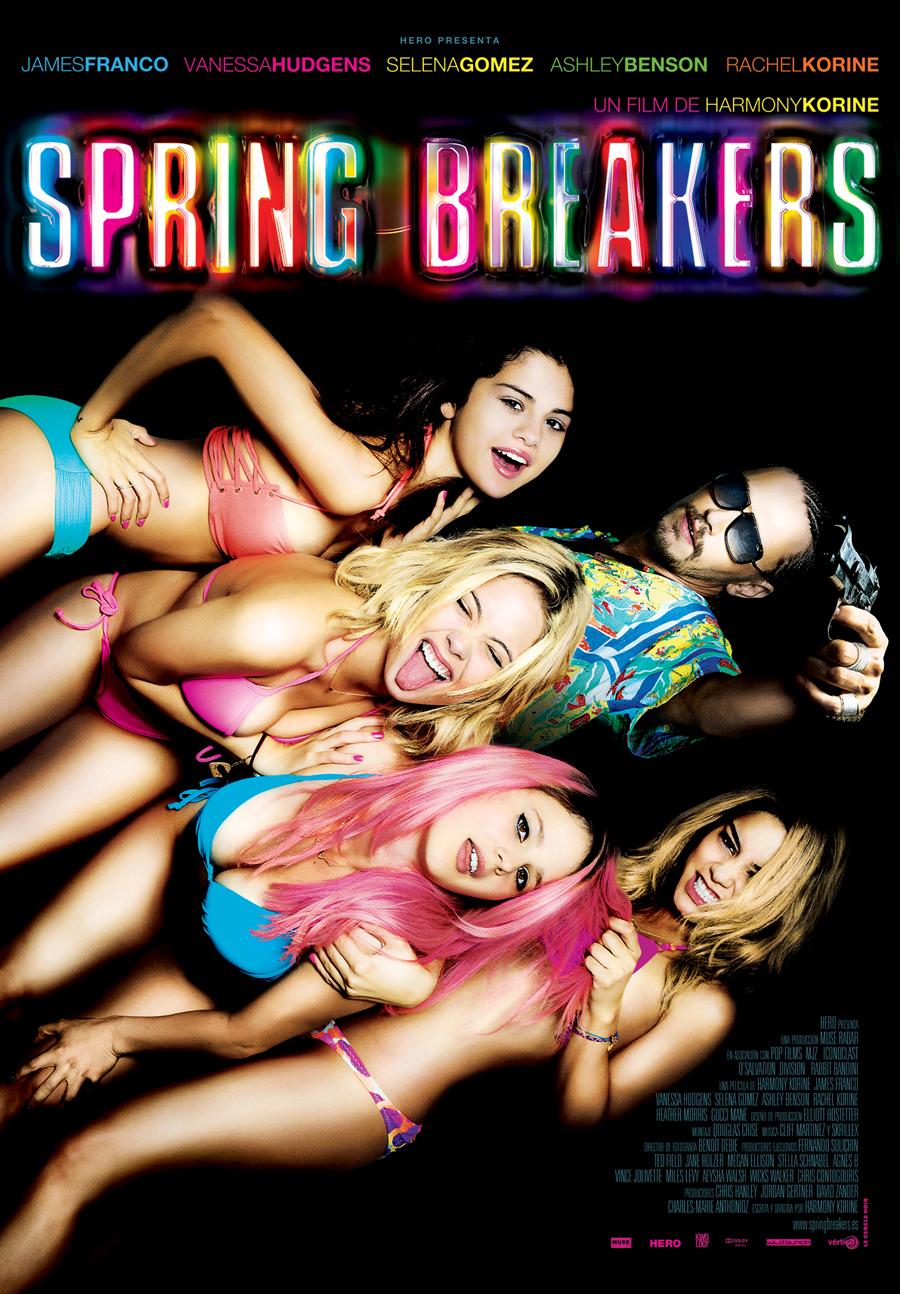 Spring Breakers: Las niñas son guerreras