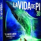 La vida de Pi - Caratula Blu-Ray 3D