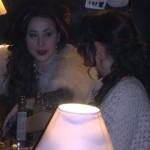 Carmen Machi y Verónica Echegui en el rodaje de Kamikaze