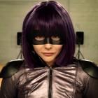 Chloë Grace Moretz en Kick Ass 2 - Con un par