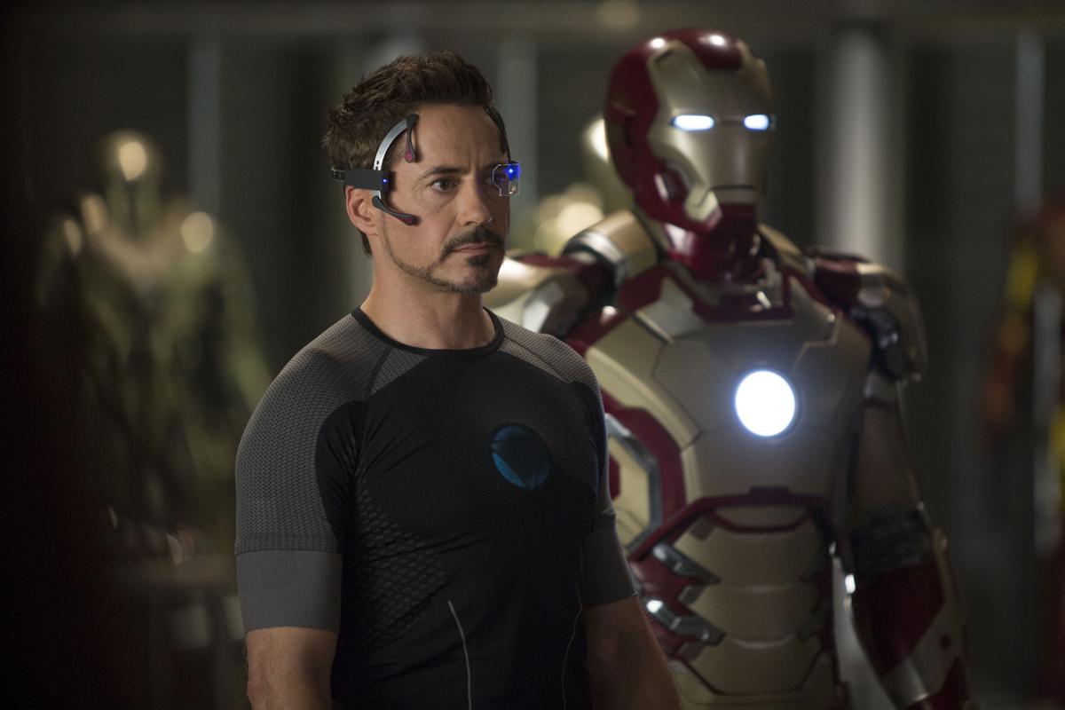 Consigue unos auriculares de Iron Man 3
