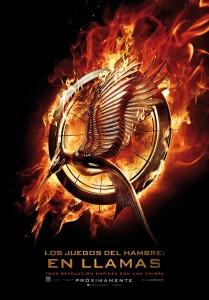 Los juegos del hambre: En llamas - Teaser Poster