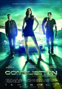 Combustión - Poster final
